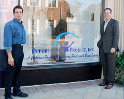 Opportunity Project in the community