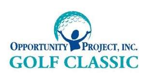 Golf Classic White Logo