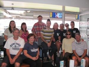 Yankee Raffle Winners 2012